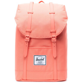 Herschel Retreat Backpack 19,5l Unisex fresh salmon